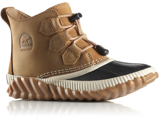 Sorel Youth Out N About Plus Shoes Elk/Black